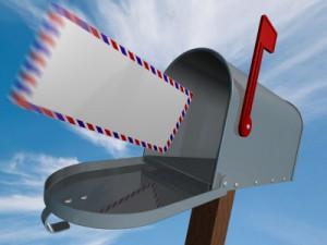 Postkasse kontaktsiden til Ajertun